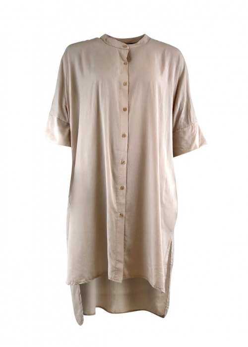 Isolde oversize shirt CREME (Preorder Lev. 1. April)