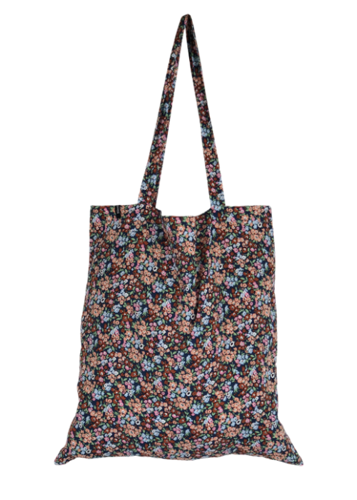 Lulu blossom shopper BLUE