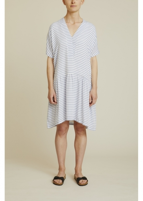 Jenice dress STRIPE