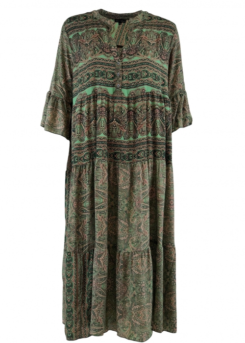 Luna long dress ROSIE GREEN