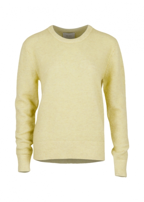 Dina knit LIGHT YELLOW