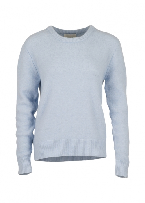 Dina knit LIGHT BLUE