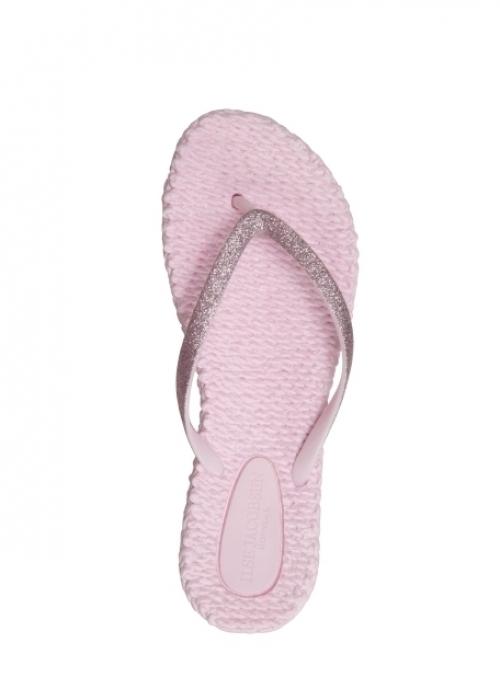 Flip flops med glitter BALLERINA