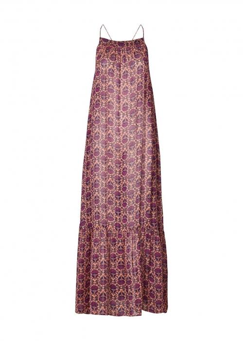 Merian dress FLOWER PRINT