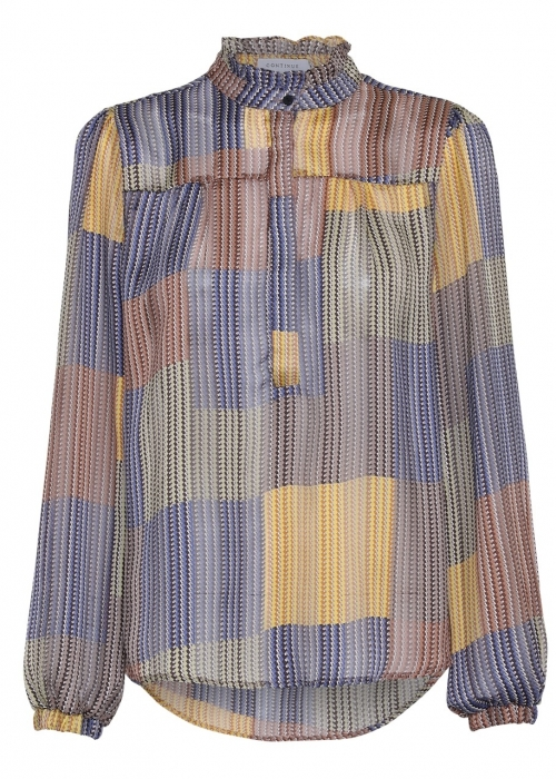 Agnes shirt MULTI COLOR