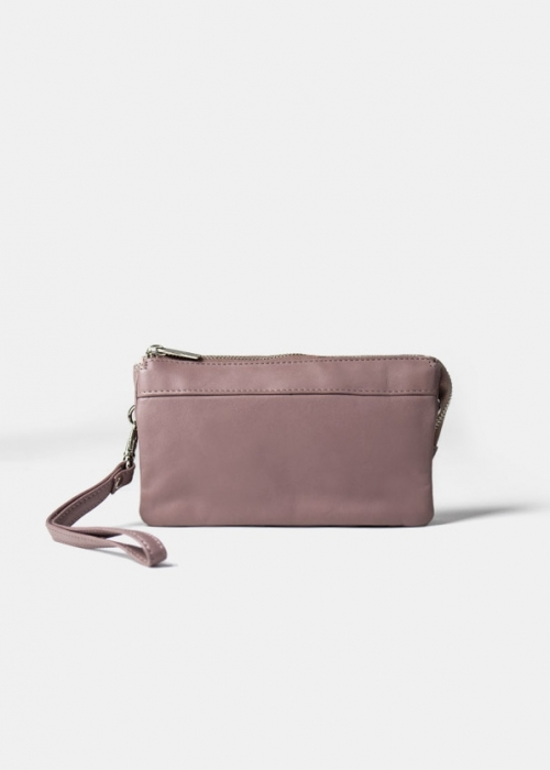 Lisa wallet clutch BLUSH