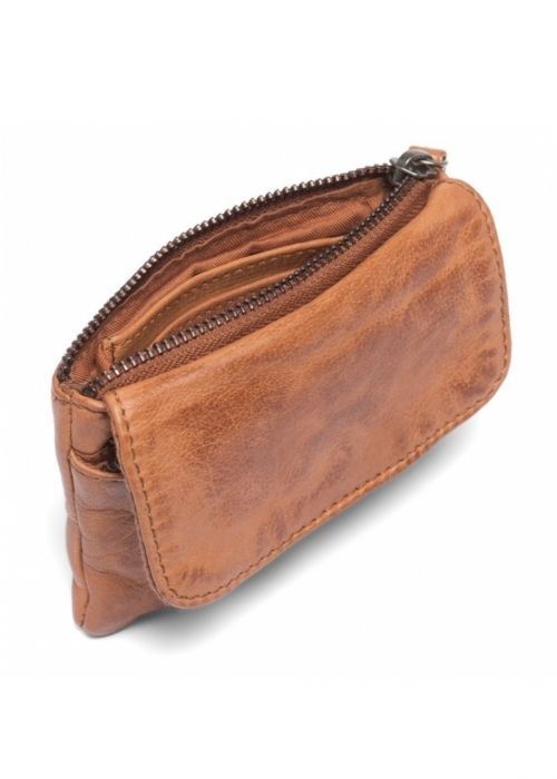 Small purse / 14202 VINTAGE COGNAC