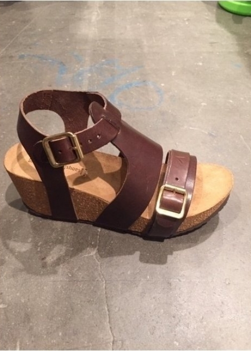 My sandal DARK BROWN