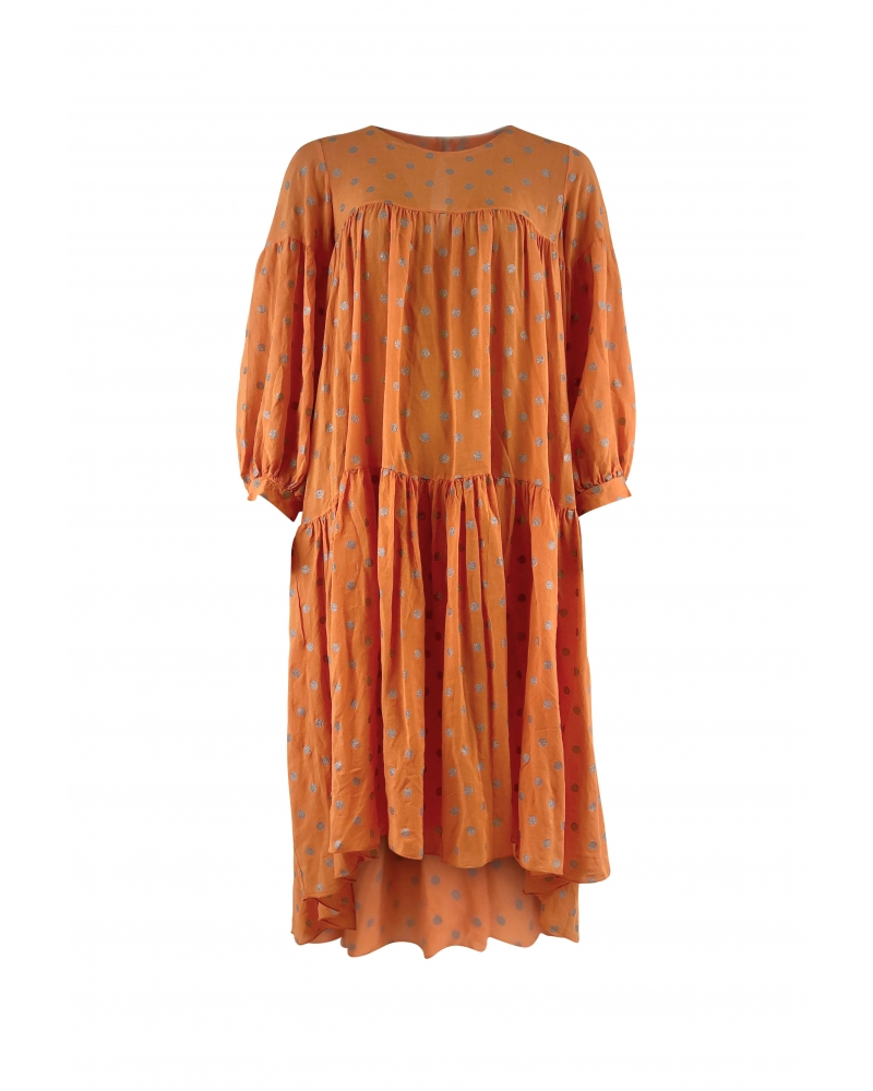 Lex dress ORANGE