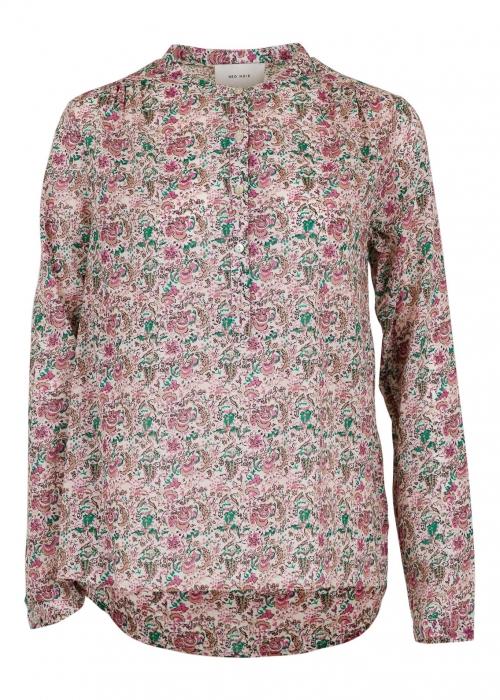 Gunbrit French Boho Shirt GREEN