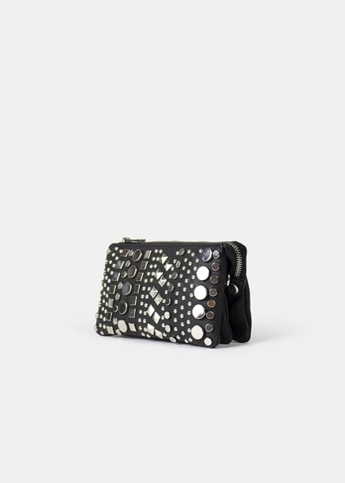 Eloise clutch BLACK