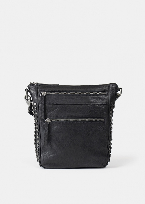 Lyla crossover bag BLACK