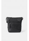 Lyla crossover bag BLACK