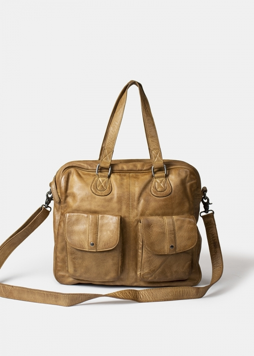 Svea big shopper TAN