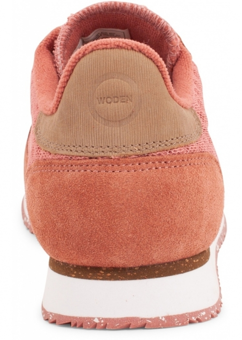 Ydun suede mesh CANYON ROSE