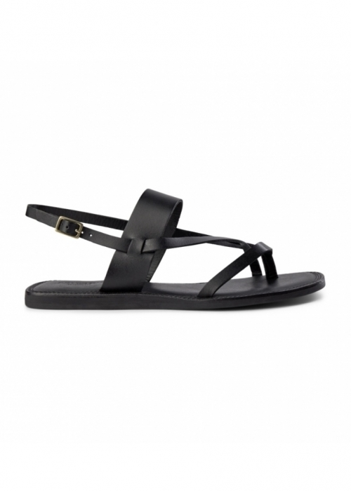 Tao strap sandal BLACK