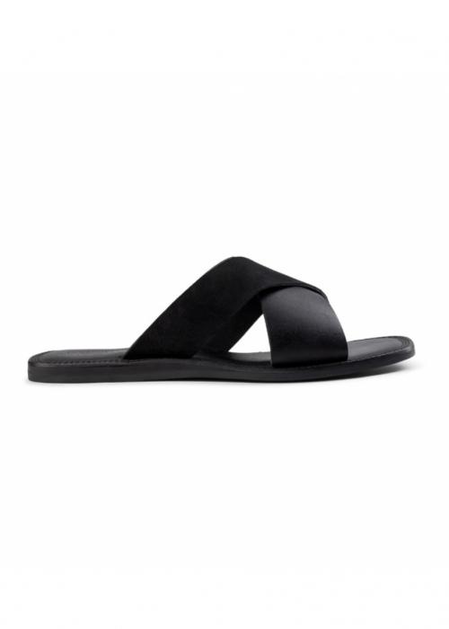 Tao slide sandal BLACK
