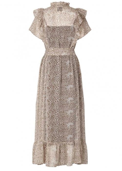 Ricca dress LEOPARD PRINT