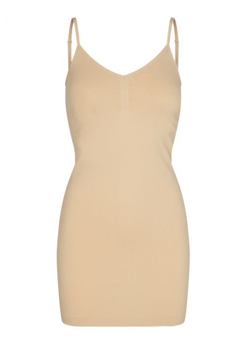 Ninna slip dress NUDE