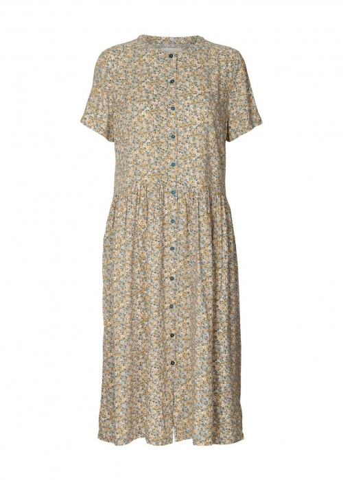 Aliya dress SUMMER FLOWER PRINT
