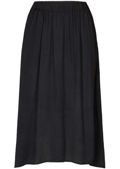 Roar skirt WASHED BLACK