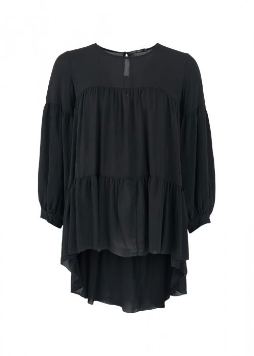 Lexie tunic BLACK