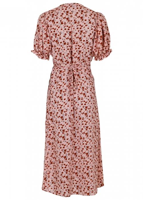 Carli flower dress ROSE