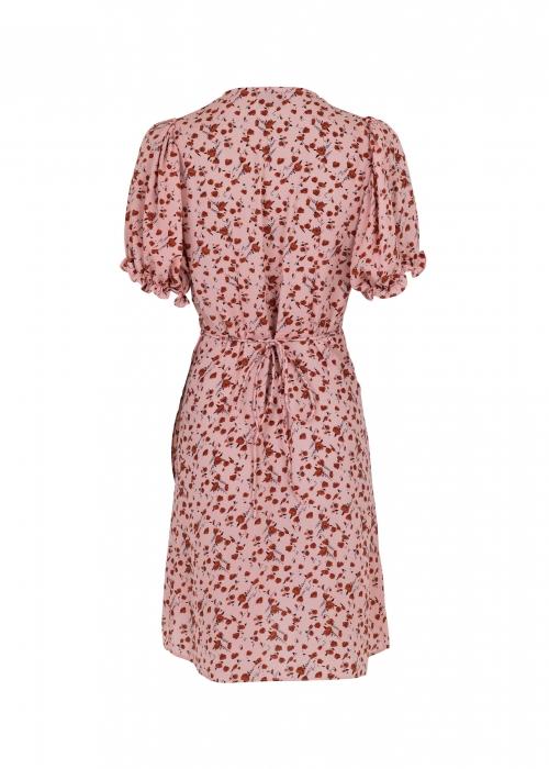 Spang flower dress ROSE