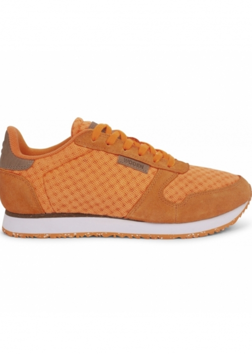 Ydun suede mesh BRIGHT ORANGE