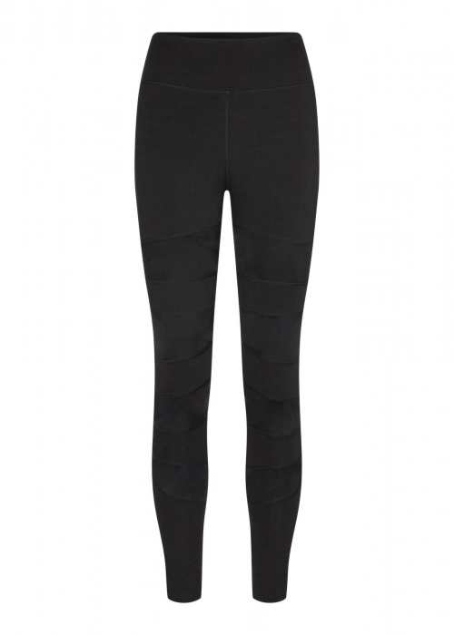 Nicole Leggings BLACK/MESH