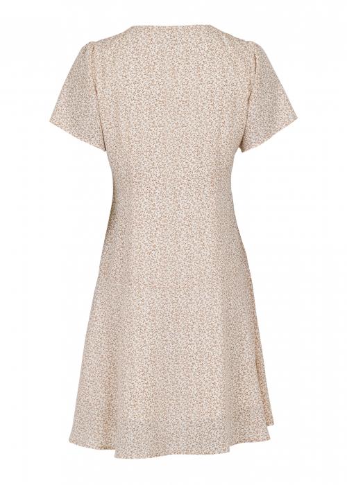 Dima mini tapestry dress CREME