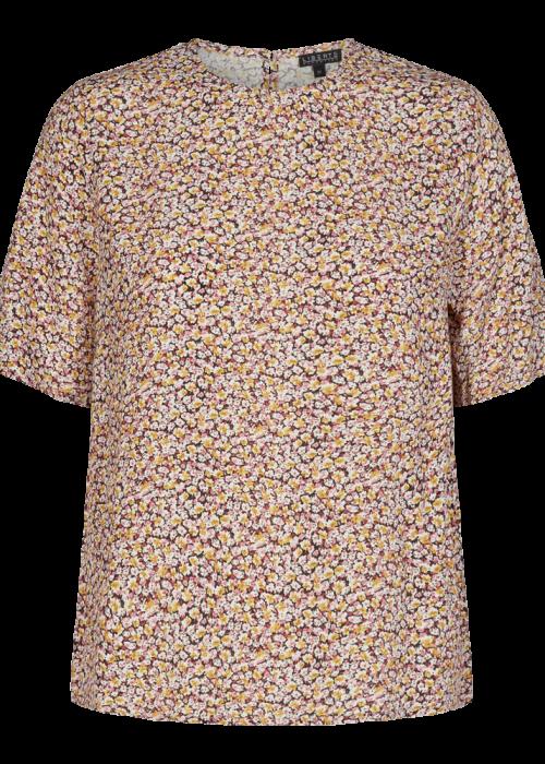 Solvej blouse FLOWER