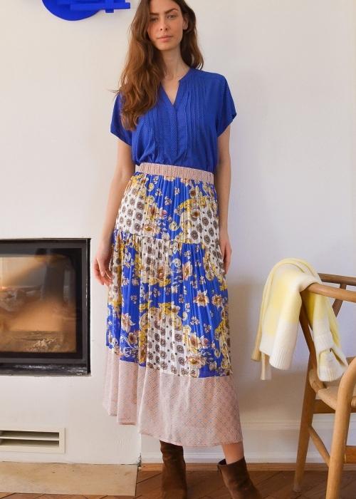 Cokko skirt BLUE