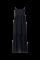 Vivi long strap dress BLACK