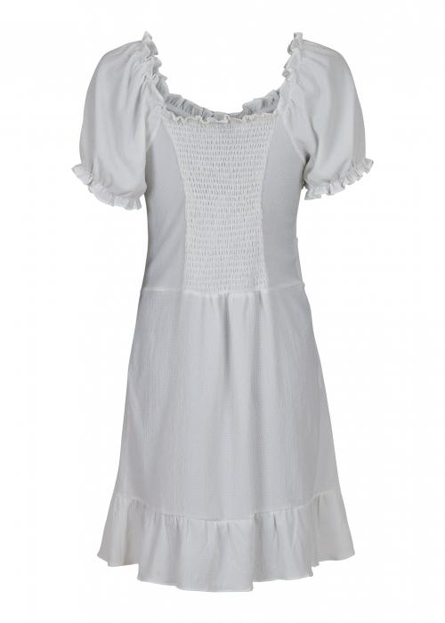 Killa dress WHITE