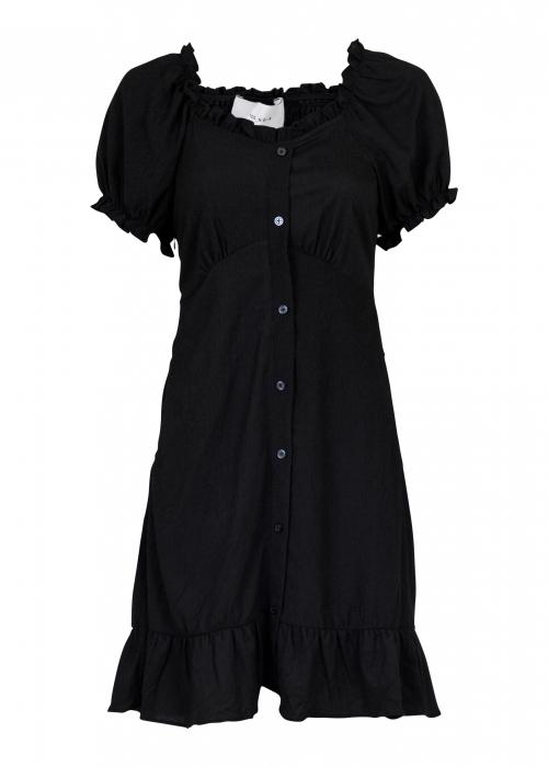 Killa dress BLACK