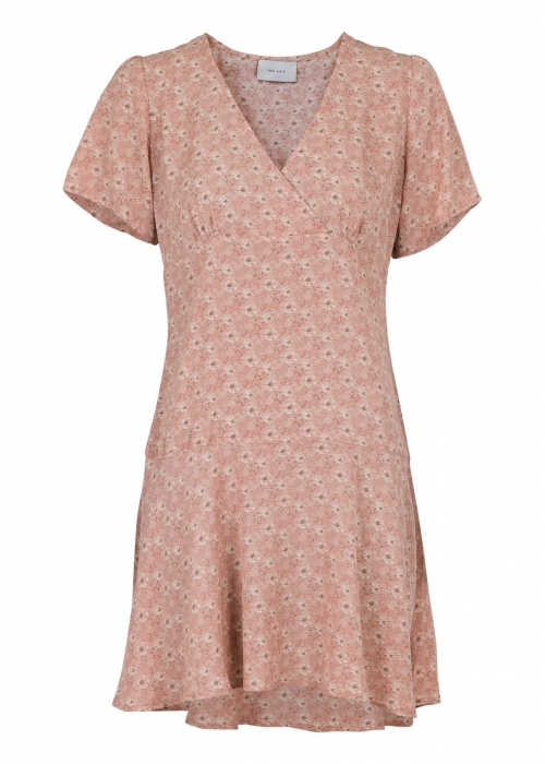 Dima vintage flower dress ROSE