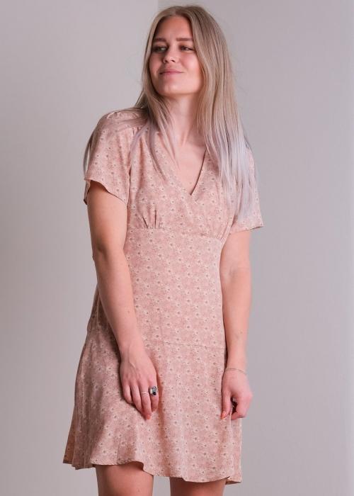 Dima vintage flower dress ROSE