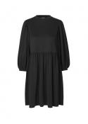 Gabrielly bosko dress BLACK
