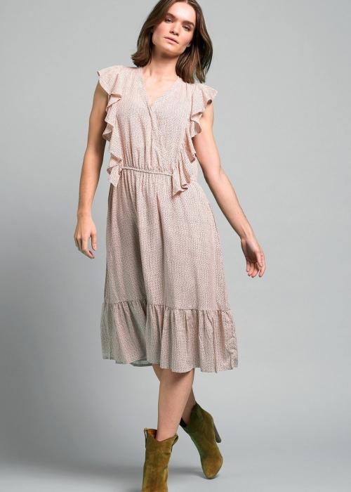 Ramona dress DOT PRINT