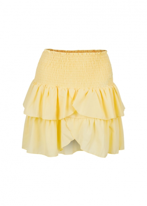 Carin skirt YELLOW