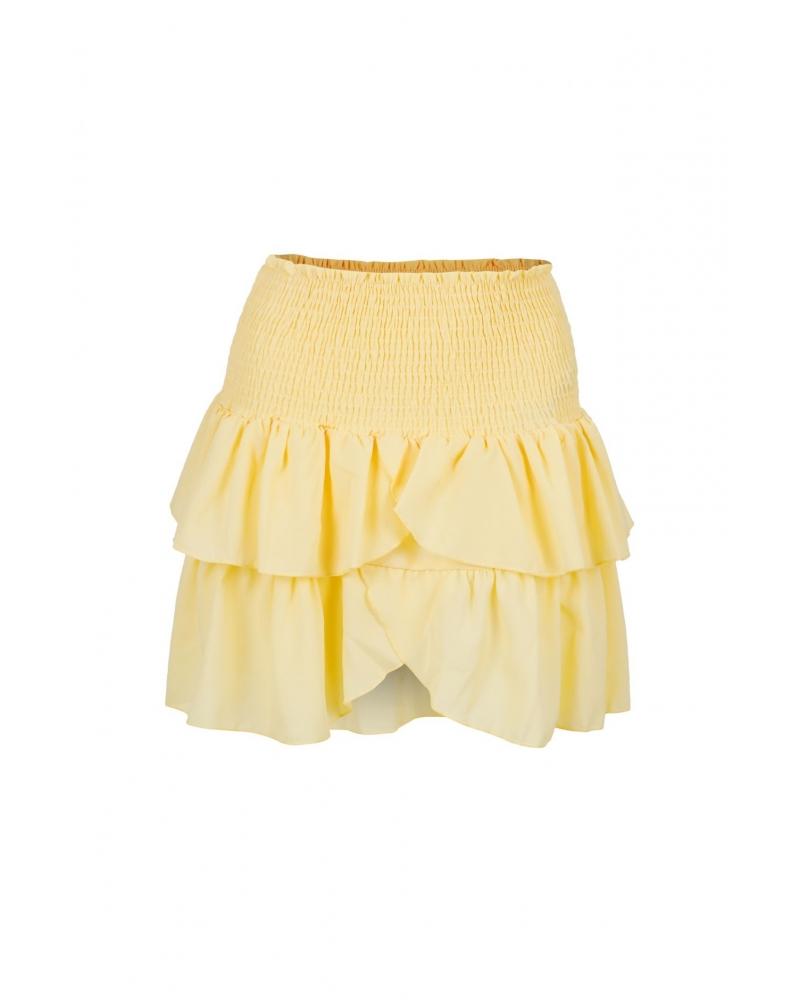 Carin skirt YELLOW