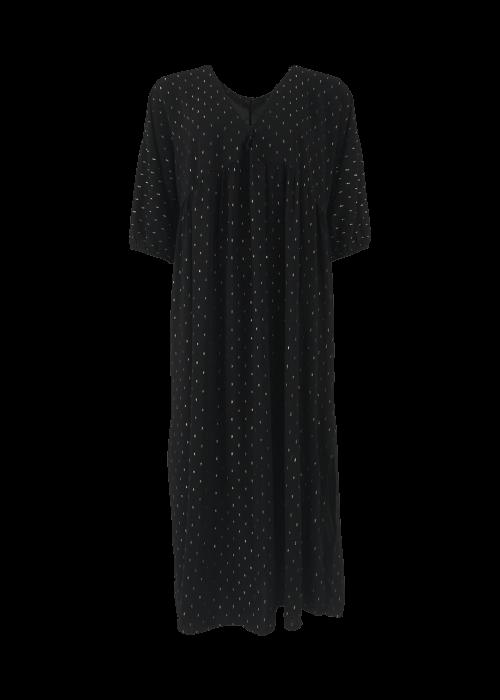 Vigga maxi dress BLACK