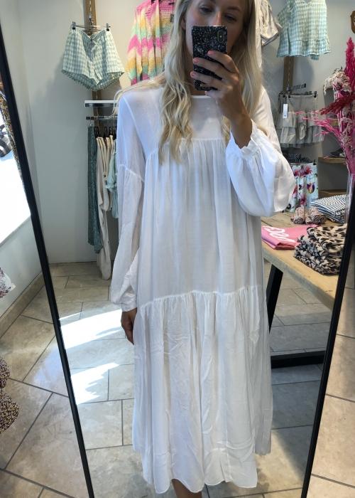 Lex dress WHITE