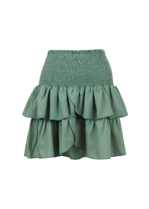 Carin skirt BALSAM GREEN