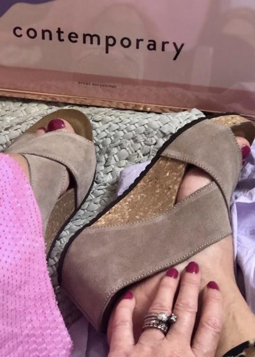 Frances sandal SAND