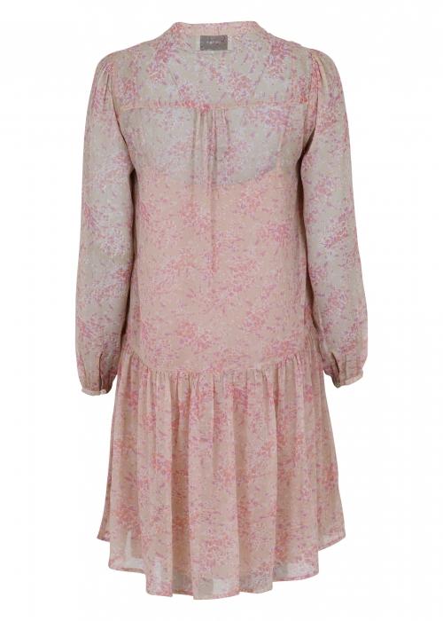 Stef bellflower dress CREME