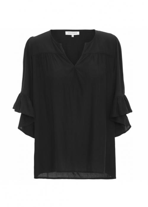 Thyra blouse BLACK