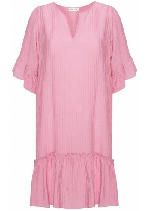 Thyra short dress PINK