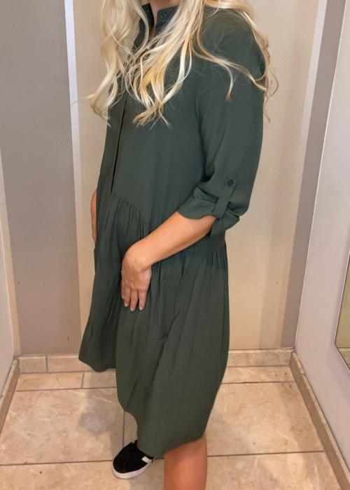 Albana dress CLIMBING IVY